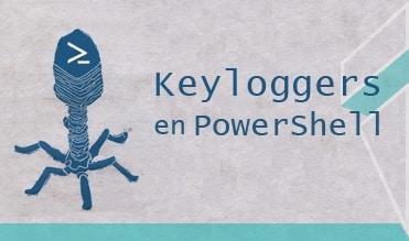 Keylogger en powershell