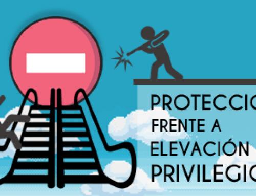 Protección frente a elevación de privilegios en red