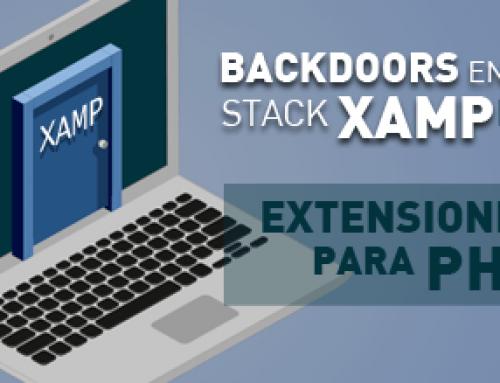Backdoors en el stack XAMP (parte I): extensiones PHP