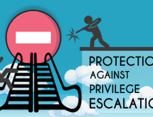 Protection against network privilege escalation