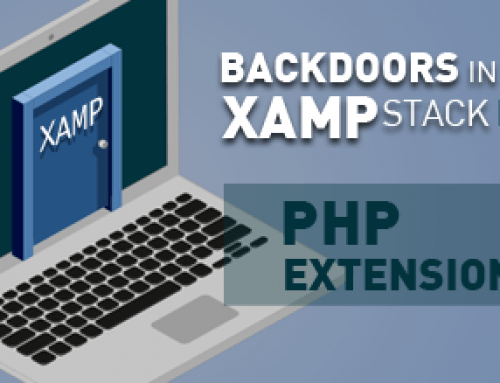 Backdoors in XAMPP stack (part I): PHP extensions