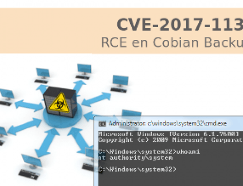 CVE-2017-11318: RCE in Cobian Backup 11