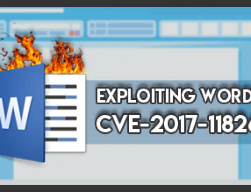 Exploiting Word: CVE-2017-11826