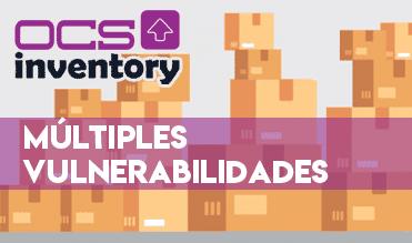 vulnerabilidades OCS Inventory
