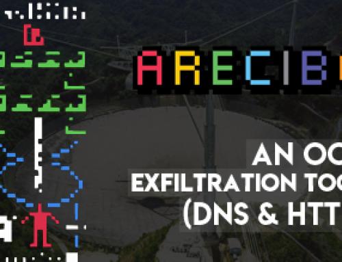 Arecibo: an OOB exfiltration tool (DNS & HTTP)