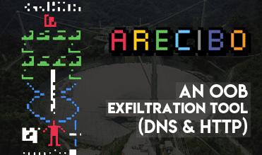 Exfiltración con Arecibo