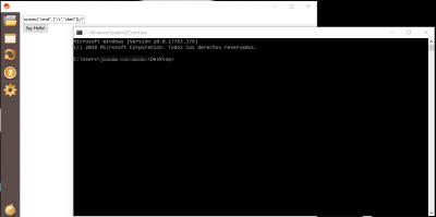 Proceso ejecutado a través de la inyección de código TISscript