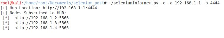 Attacking QA platforms: Selenium Grid -
