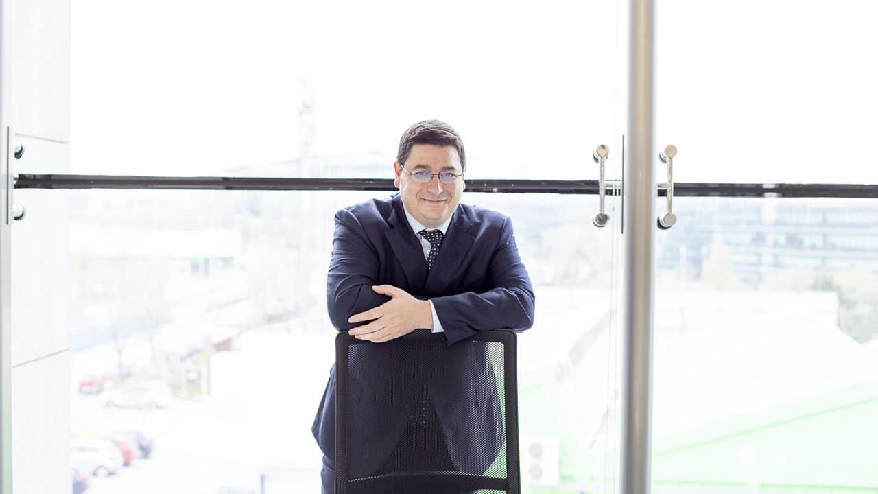 Expansión entrevistó a Koldo Muñoz, el COO deTarlogic