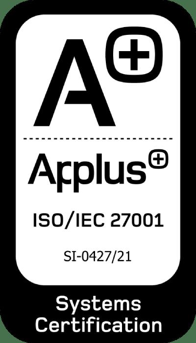 ISO IEC 27001 Applus