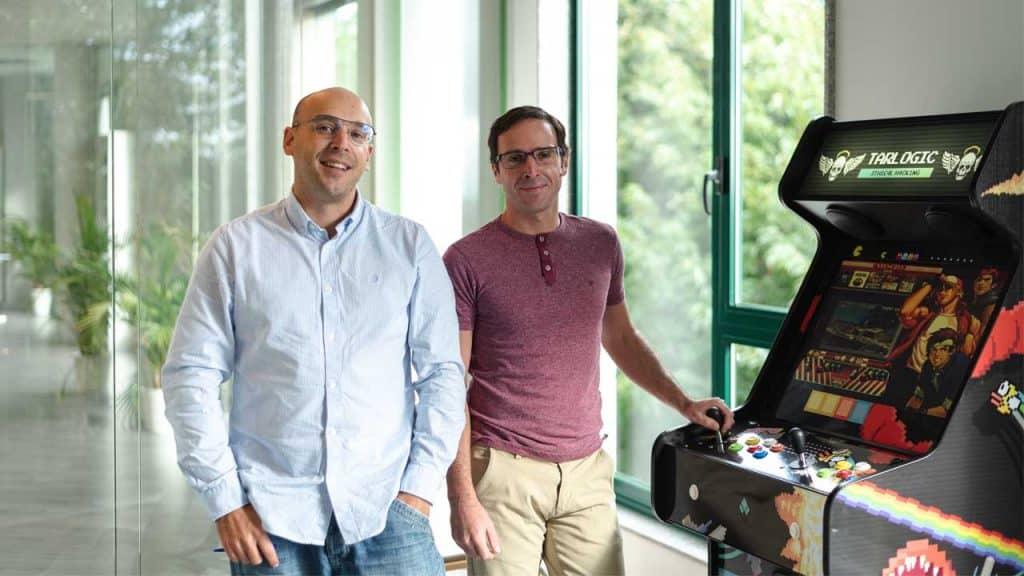 Andrés y Miguel Tarascó son los fundadores de Tarlogic